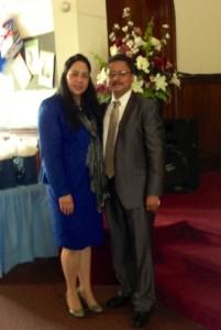 Reynaldo & Sarai Negro Pastores